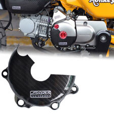 ENGINE GUARD SET LEFT CARBON BLACK ABS JMAX FIT HONDA Z125 MONKEY 125 2018-2020