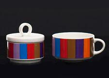 """VILLEROY & BOCH """"Santiago"""" Sucrier + Gd Tasse Design Sue Heaven"""