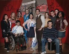 Glee (Cory Monteith, Lea Michele, Chris Colfer, Jane Lynch, Kevin McHale, Mat...