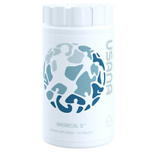 NEW! 3X USANA MagneCal D,Replace ACTIVE CALCIUM, Best rated, Exp 04/19 or later