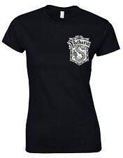 Slytherin Harry Potter Parody Symbol Tshirt Womans Cut Shirt Top AH30