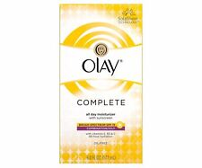 OLAY Complete All Day UV Moisturizer SPF 15 Combination/Oily ~ 6 oz ~ Exp. 2016