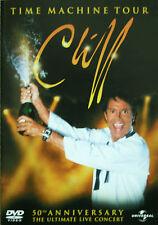Cliff Richard - 50th Anniversary Time Machine Tour (DVD, 2008)