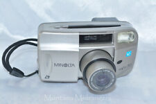 Minolta Vectis 30 Aps Film Camera 30-90mm Tested Works Add One Cr2 Battery