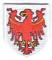 Südtirol  Wappen Aufbügler,Aufnäher,Coat of Arms patch Variante -2
