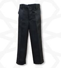 Pantalons noirs pour garçon de 10 ans