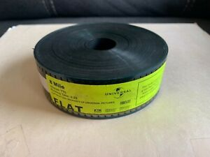 8 MILE Movie Trailer 35 mm Reel to Reel Theater Film 2001