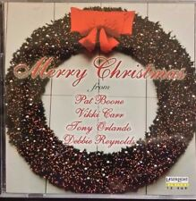Merry Christmas From Pat Boone, Vicki Carr, Tony Orlando...(CD, 1997)