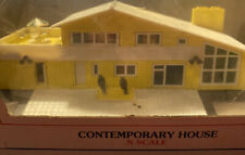 Bachmann N Scale Contemporary House 55-7409 Village Town Building #45909
