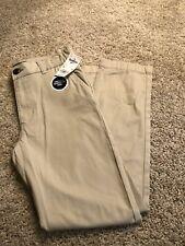 Oshkosh B'Gosh Boys Khaki Uniform Pant Nwt Size 10 Retails $34
