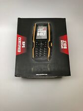 New in Box Sonim Bolt XP5520 Black UNLOCKED Rugged GSM (AT&T, T-Mob) Cell Phone
