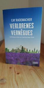 Verlorenes Vernègues von Cay Rademacher (2020, Taschenbuch)