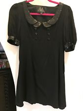Skater Dress Peter Pan Collar Forever 21 Size Small