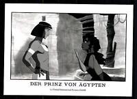 4 Original Pressefotos Der Prinz von Ägypten ## G 11469