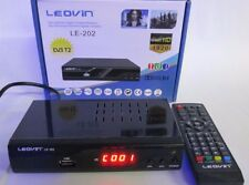 Decoder digitale terrestre DVBT2  HD con USB