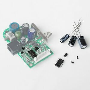 Game Gear Replacement Power Board IC Capacitors Repair Kit Sega