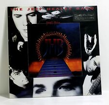 THE JEFF HEALEY BAND Feel This 180-gram VINYL LP Sealed MUSIC ON VINYL