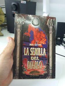 """La semilla del diablo""""Ira Levin""""(Usado).(Tapa blanda)"""