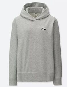 Brand New-Uniqlo x KAWS Sesame Street Hooded Pullover Sweatshirt Womens (Size M)
