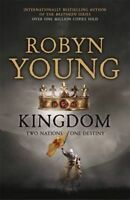 Kingdom: Insurrection Trilogy Book 3, Acceptable, Young, Robyn, Book
