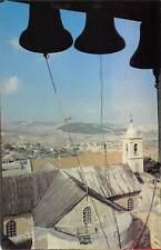 Israel Bethlehem Christmas bell at the Tower Church