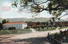 Photo pre 1907 UC Berkeley California Campus View