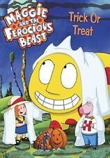 Maggie The Ferocious Beast Trick or 0826663106244 DVD Region 1