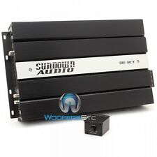 SUNDOWN AUDIO SAE-50.4 4-CHANNEL 300W RMS CLASS AB FULL RANGE CAR AMPLIFIER NEW