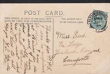Genealogy Postcard - Family History - Seed - Carnforth - Lancashire  DP182