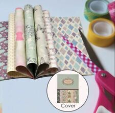Wrapping Paper Book Creative Scrapbooking Perfect forCardMakingandScrapbooking