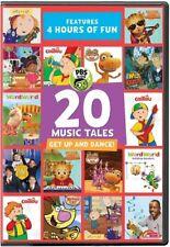 PBS KIDS: 20 Music Tales [New DVD]