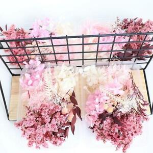 Getrocknete Blumen Pflanze Kerze Epoxidharz Schmuck machen Aromatherapie DIY