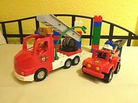 LEGO Duplo Spielset Feuerwehr Autos Steine 32 Teile
