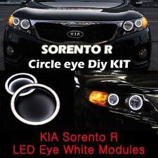 [Kspeed] (Fits: KIA 2011-2013 Sorento R) LED Circle Eye White Modules