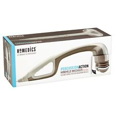 Homedics Hhp-350h Percussion Pro Handheld Massager With Heat