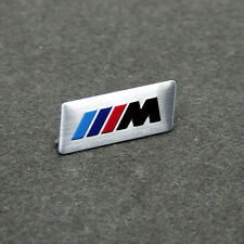 Car Sticker Badge Decal Emblem M Logo Styling Accessorie for BMW M3 M4 M5 X3 X5