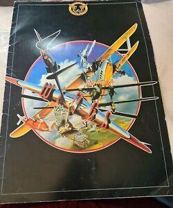 Wings (1979) UK Tour Programme.