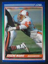 NFL 109 Eugene Marve Tampa Bay Buccaneers Score # 1990