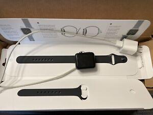 Apple Watch Sport 42mm Aluminum.