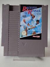 NES Spiel - Rackets & Rivals (PAL-B) (Modul)