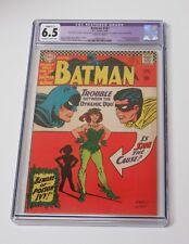 BATMAN #181 CGC 6.5 Poison Ivy first appearance June 1966 DC Comics