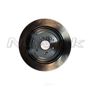 Disc Brake Rotor Rear NewTek 31318