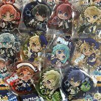 Ensemble Stars Leo Ritsu Arashi Izumi Tsukasa Shu Mika Rubber Mascot Strap 2