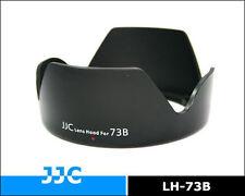 JJC LH-73B Lens Hood for Canon EF-S 18-135mm f/3.5-5.6 IS / 17-85mm rep. EW-73B