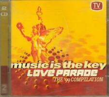 Music is the key Loveparade The '99 Compilation