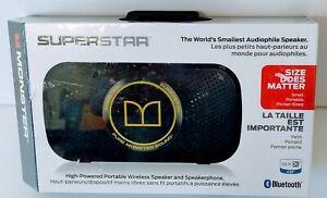 Monster Superstar Portable Wireless Bluetooth Speaker New Factory Sealed