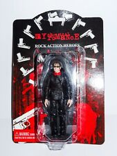 My Chemical Romance Mikey Way Glasses Action Figure Boxed MCR Rare Collectable