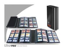 Album Pro-Binder classeur 4-UP Playset Noir pour 480 cartes pokémon magic 845759