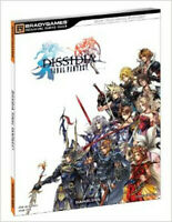Dissidia Final Fantasy Guide Stratégiques Officiel Multiplayer