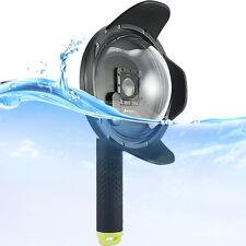Diving Underwater Lens Dome Port hood for  GoPro Hero 3+ 4 with lens hood